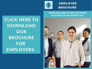 Download our Brochure for Employers